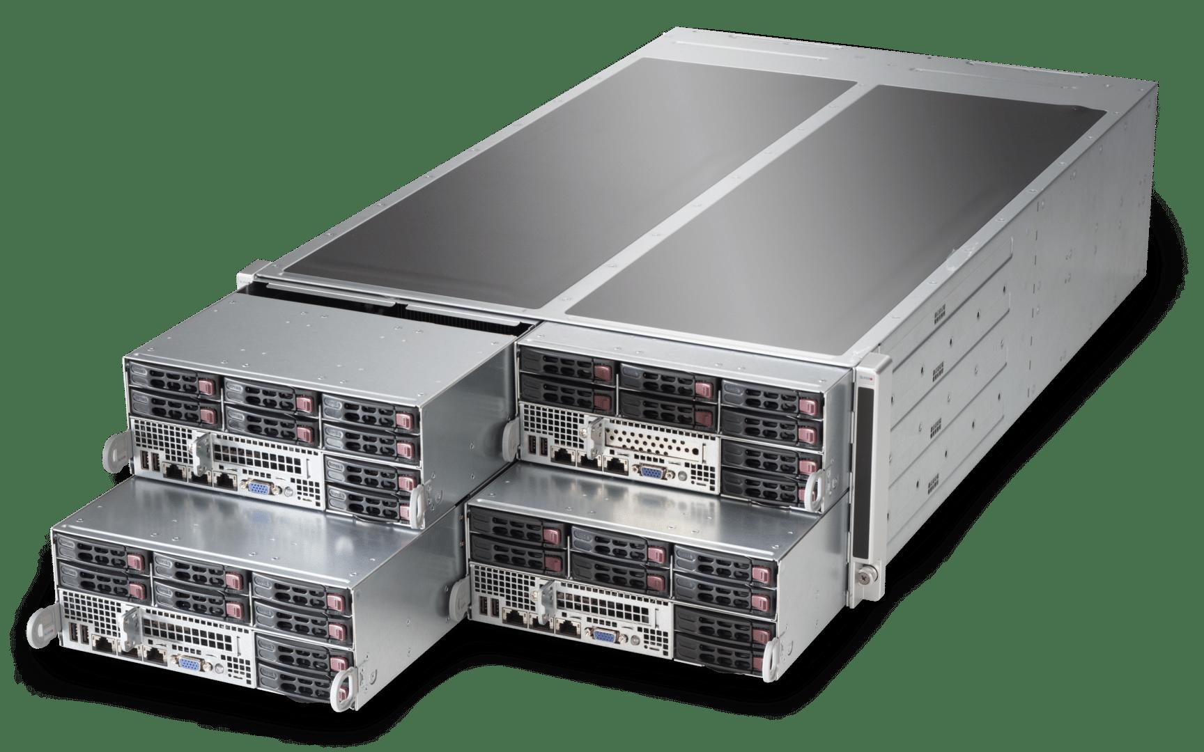 Twin Solutions - Highest Performance-per-Watt/per-Dollar