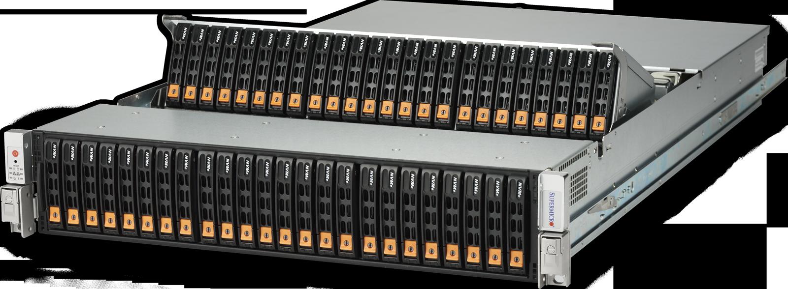 Dakota Server Storage & Microcloud Solutions   Intel Xeon